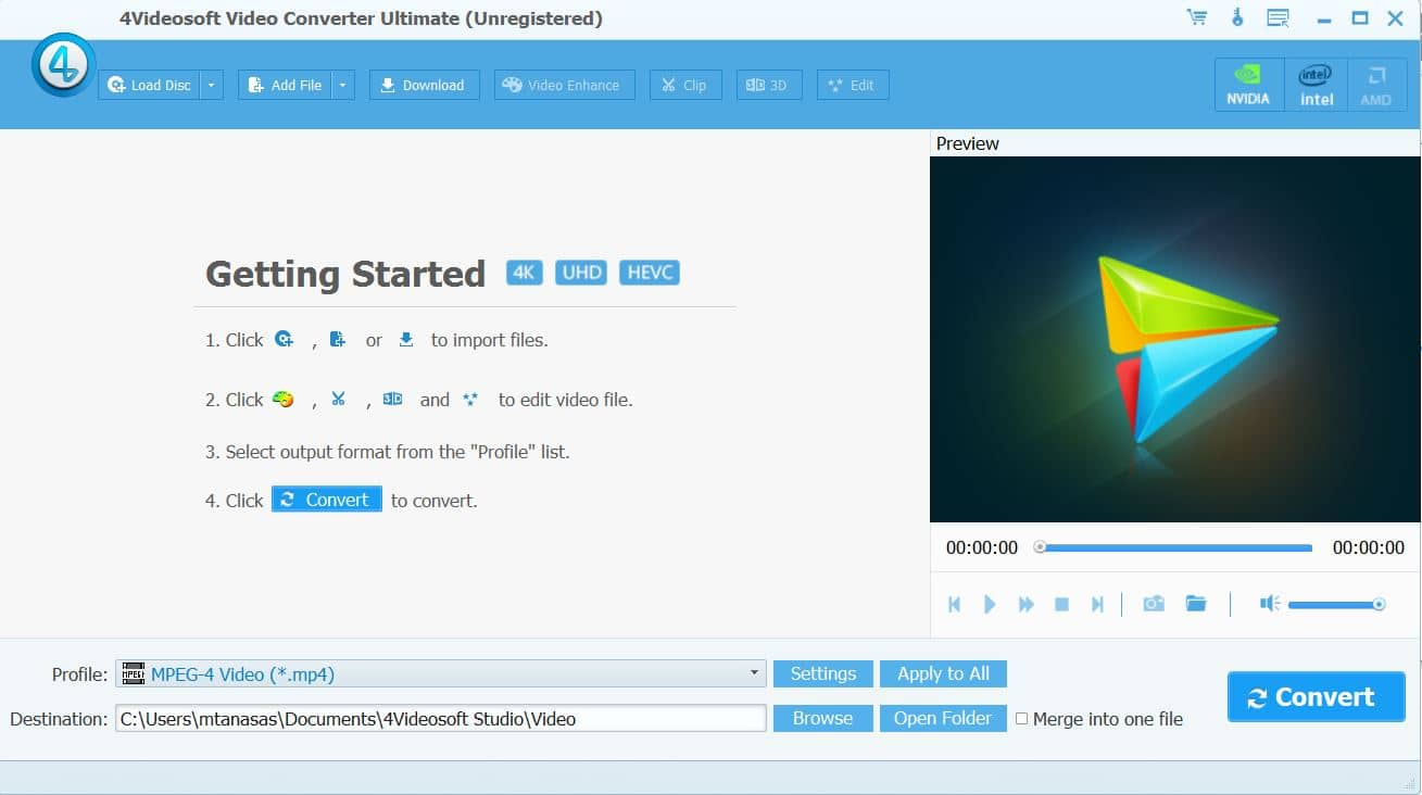 4Videosoft Review – Video Converter Ultimate