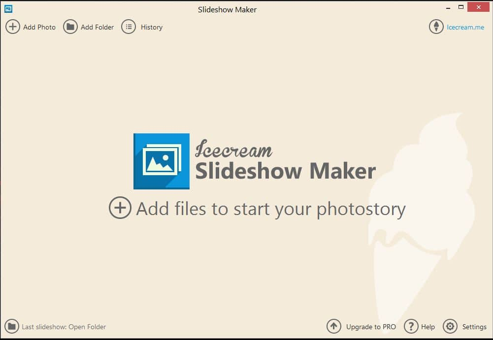 Icecream Review – Slideshow Maker Pro
