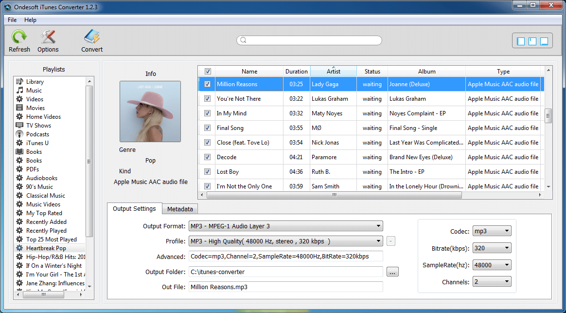 Ondesoft - Unlock Any DRM Protected Media Files