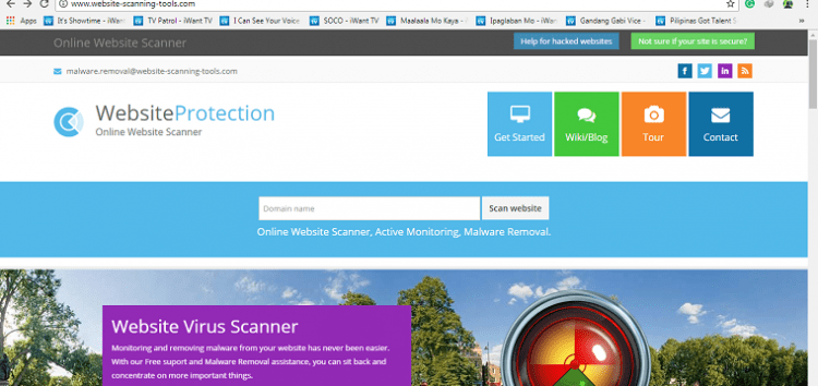 Website Scanner Review
