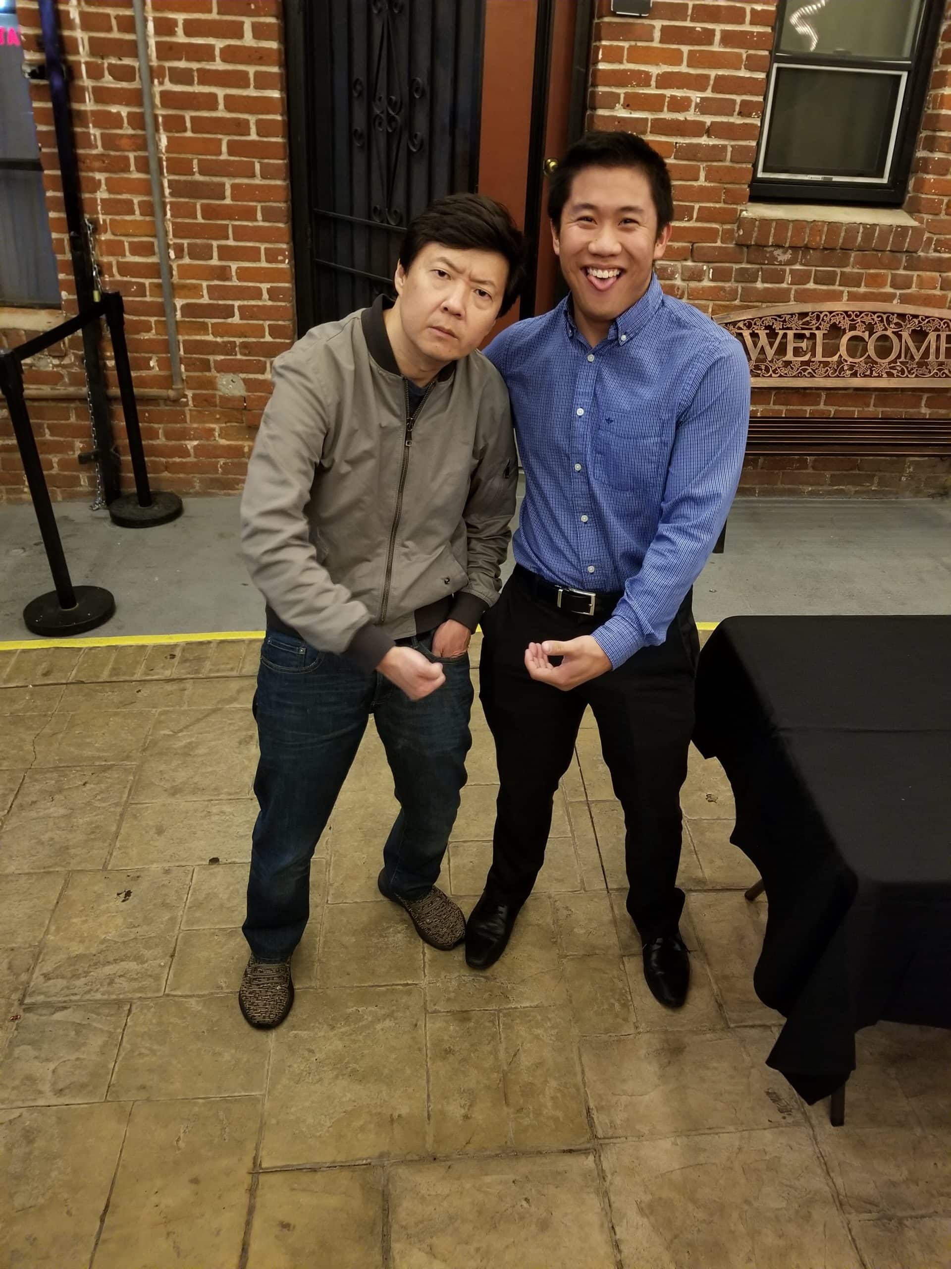 me with ken jeong